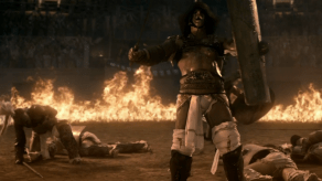 Fire Battle, Spartacus: Gods of the Arena, The Bitter End, 02