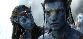 jake Sully, Neytiri, Avatar