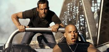 Paul Walker, Vin Diesel, Fast Five