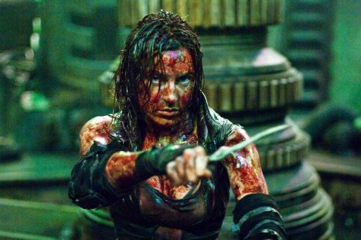 Antje Traue, Pandorum