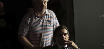 Antonio Banderas, Pedro Almodovar, The Skin I Live In, La Piel que Habito, 02