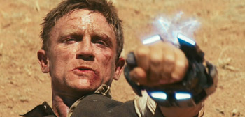 Daniel Craig, Cowboys and Aliens