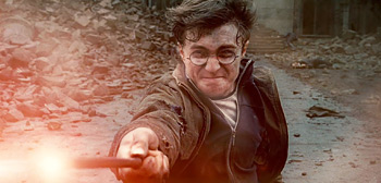 Daniel Radcliffe, Harry Potter and the Deathly Hallows: Part 2