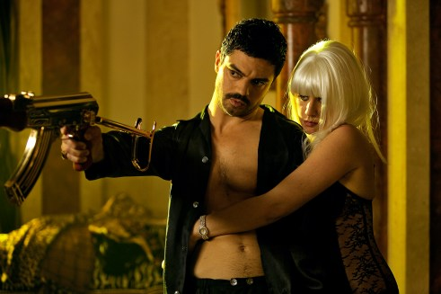 Dominic Cooper, Ludivine Sangnier, The Devil's Double