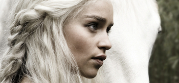 Emilia Clarke, Game of Throne