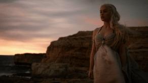 Emilia Clarke, Game of Thrones, Winter is Coming, 04