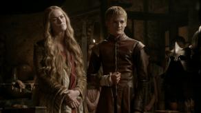 Lena Headey, Jack Gleeson, Game of Thrones, The Kingsroad, 01