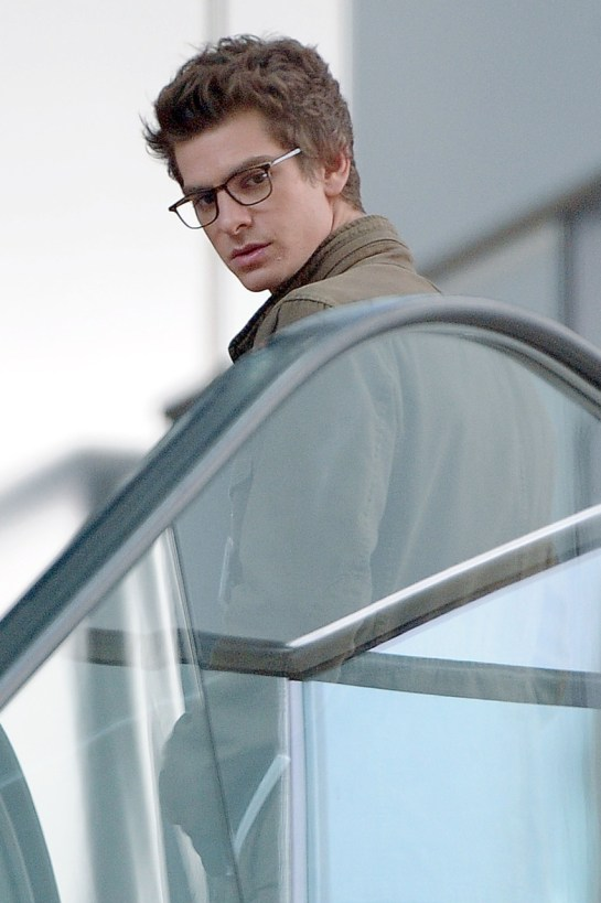 Andrew Garfield, The Amazing Spider-Man, New York City, Set 01