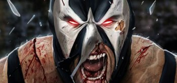 Bane, Batman Comicbook