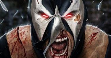 Bane, Batman Comicbook