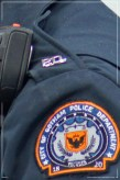 Gotham City Police Patch, The Dark Knight Rises, London Set, 01