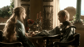 Lena Headey, Jack Gleeson, Game of Thrones, Lord Snow, 02