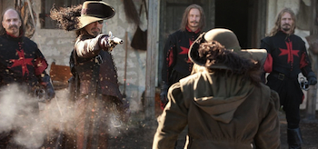 Mads Mikkelsen, The Three Musketeers