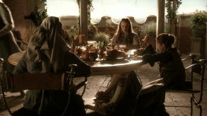 Maisie Williams, Sophie Turner, Game of Thrones, Lord Snow, 03