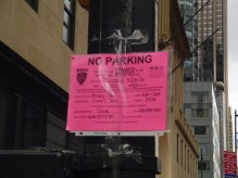 No Parking, Oscorp Industries, The Amazing Spider-Man, New York City, Set 01