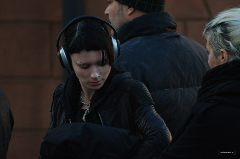 Rooney Mara, The Girl with the Dragon Tattoo, Sweden Set, 10