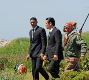 Will Smith, Josh Brolin, Men in Black 3, New York Set Photo, 03