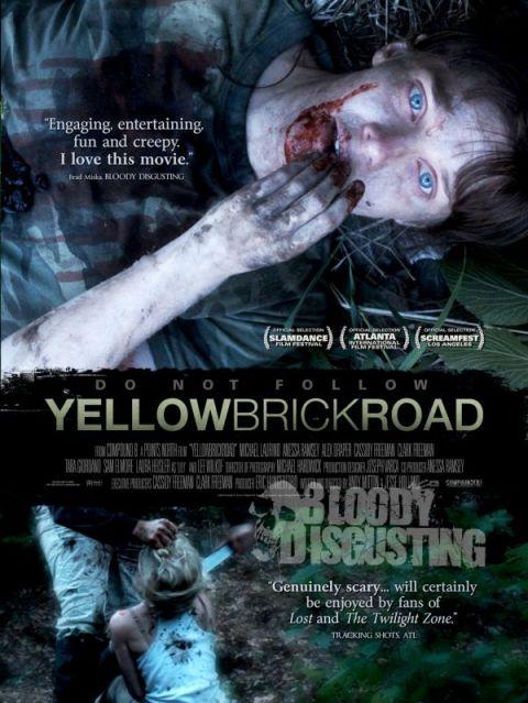 Yellow Brick Road Poster, 01
