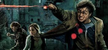 Daniel Radcliffe, Emma Watson, Rupert Grint, Harry Potter and the Deathly Hallows: Part 2, 2011