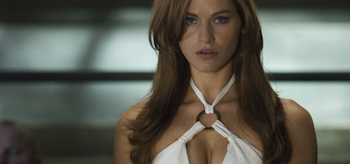 Kelly Overton, Cleavage, Tekken, 2010, 01
