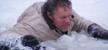 Michael Rooker, Hypothermia, 2010
