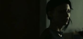 Rooney Mara, The Girl with the Dragon Tattoo, 2011