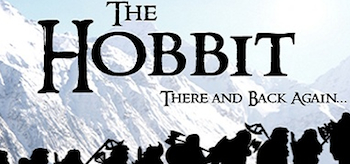 The Hobbit, There and Back Again