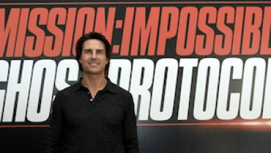 Mission Impossible Ghost Protocol 2011 French Movie Trailer Tom Cruise Filmbook