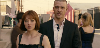 Justin Timberlake, Amanda Seyfried, In Time, 2011, 01