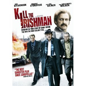 Kill the Irishman, DVD Cover