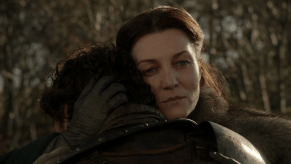 Michelle Fairley, Richard Madden, Game of Thrones, Fire and Blood, 01