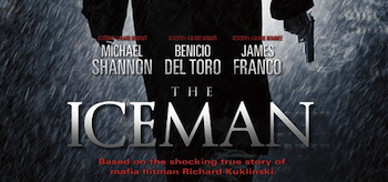 The Iceman, 2011, Movie Poster, 02