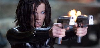 Kate Beckinsale, Underworld: Awakening 2012