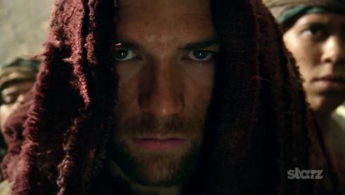 Liam McIntyre, Spartacus Vengeance, 03