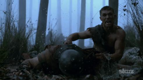 Liam McIntyre, Spartacus Vengeance, 07