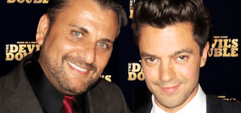 Mem Freda, Dominic Cooper, The Devil's Double 2011, New York Premiere, 02