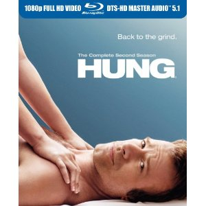 Hung Season 2 Blu-ray Cover