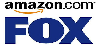 Amazon, Fox logo