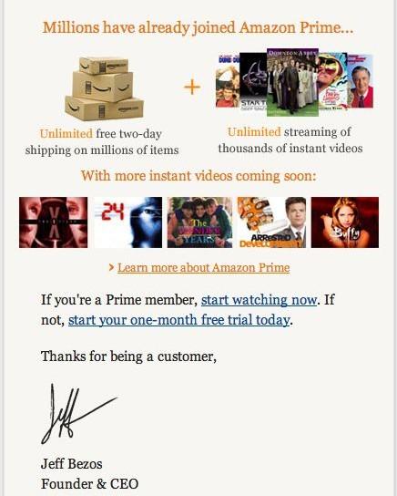 Amazon, Fox, Streaming Amazon Prime Jeff Bezos Letter, 02