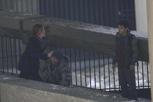 Anne Hathaway, The Dark Knight Rises 2012, Set 04