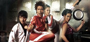 Brahim Achabbakhe, Cho Jae-Hyun, Yea Ji-won, Petchtai Wongkamlao, JeeJa Yanin, The Kick 2011