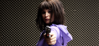 Gemma Arterton, The Disappearance of Alice Creed 2009