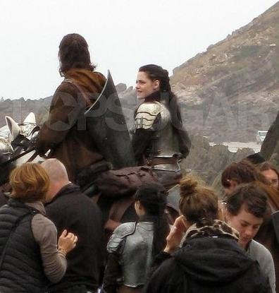 Kristen Stewart, Snow White and the Huntsman 2012, Set 03