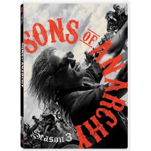 Sons of Anarchy: Season 3 DVD Cover