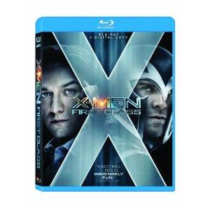 X-Men: First Class 2011 Blu-ray