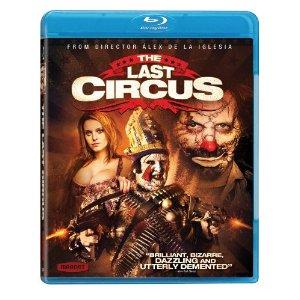 The Last Circus Blu-ray