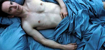 Michael Fassbender, Blue Sheets, Shame