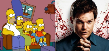 The Simpsons, Dexter