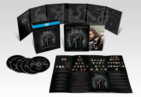 Game of Thrones, Season 1 Blu-ray