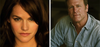 Kelly Overton, Louis Herthum